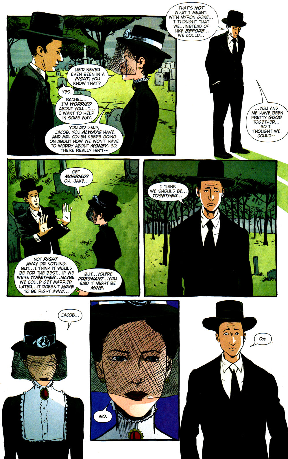 Read online Caper comic -  Issue #2 - 10