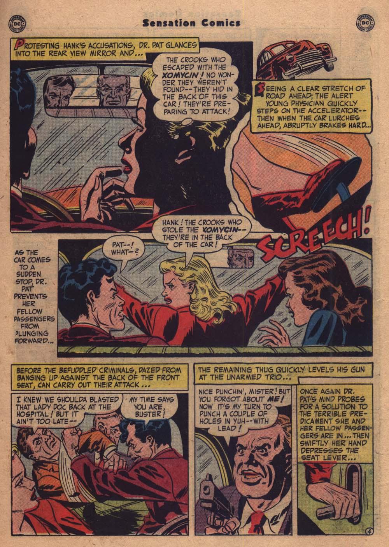 Read online Sensation (Mystery) Comics comic -  Issue #103 - 25