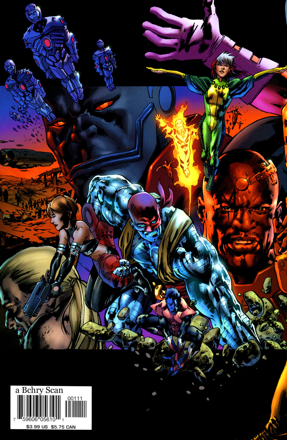 Read online X-Men: Age of Apocalypse One-Shot comic -  Issue # Full - 40