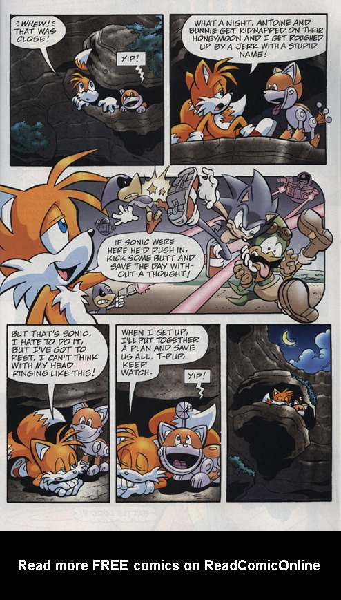 Read online Sonic Universe comic -  Issue #18 - 8