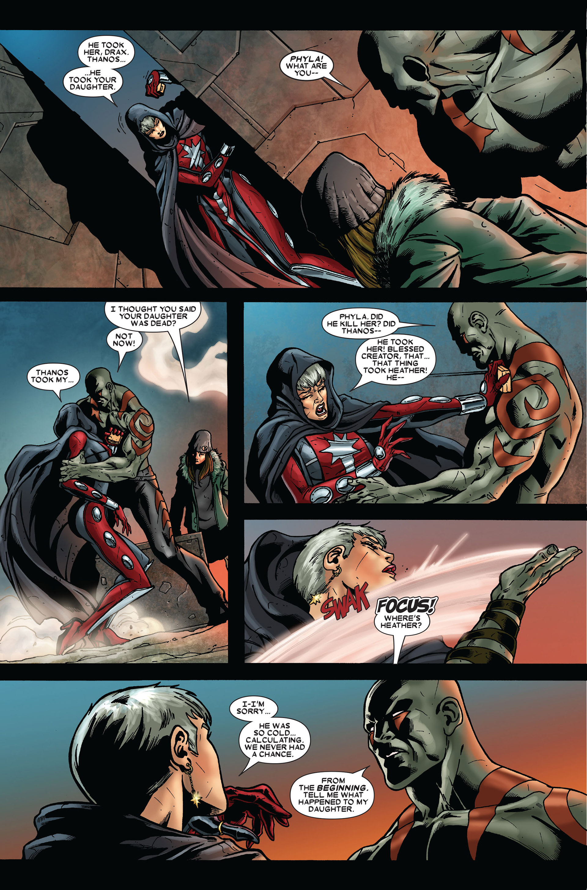 Read online Annihilation comic -  Issue #2 - 3