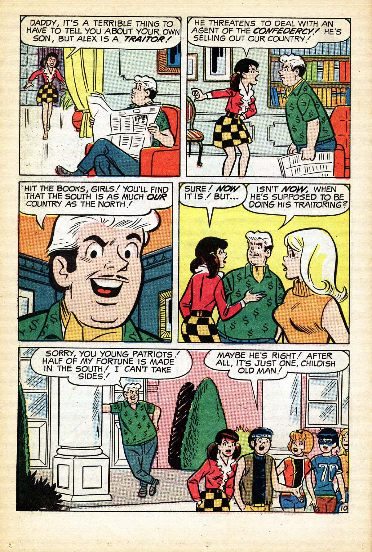 Read online She's Josie comic -  Issue #35 - 14