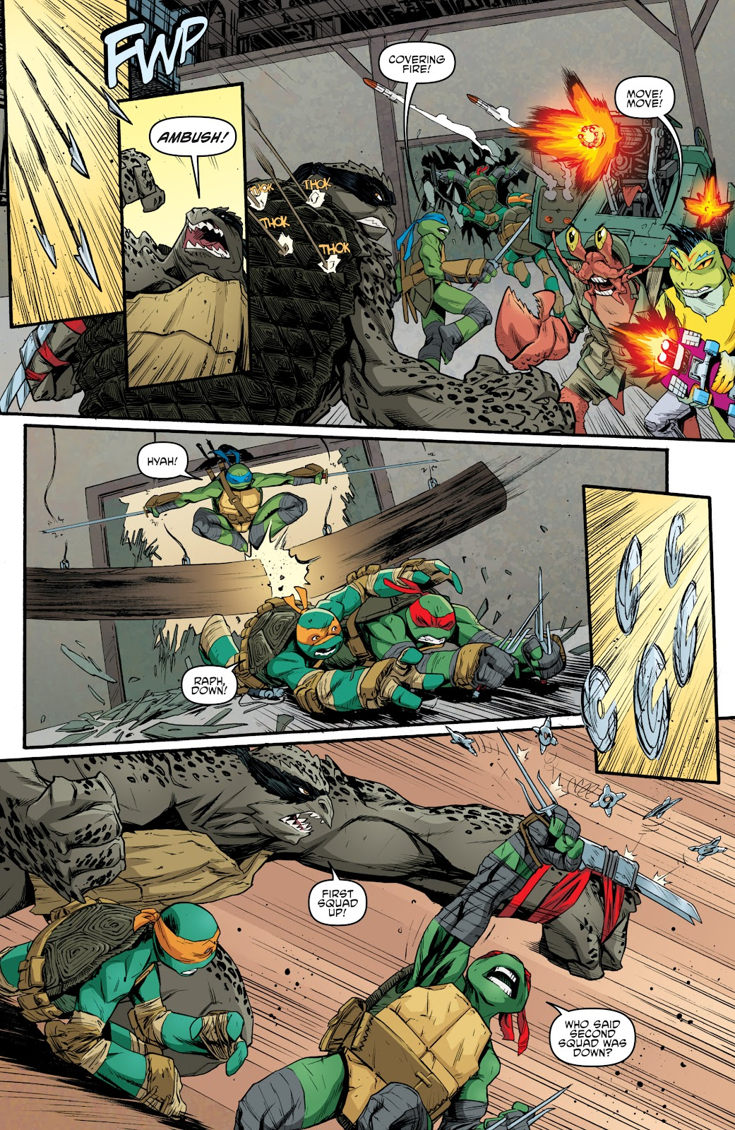 Read online Teenage Mutant Ninja Turtles: The IDW Collection comic -  Issue # TPB 5 (Part 3) - 72