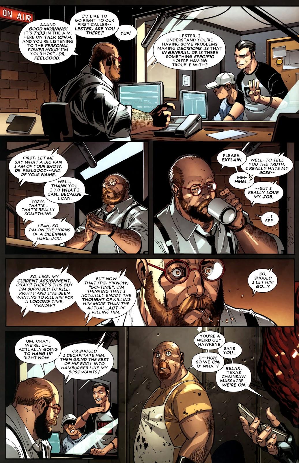 Read online Deadpool (2008) comic -  Issue #11 - 3