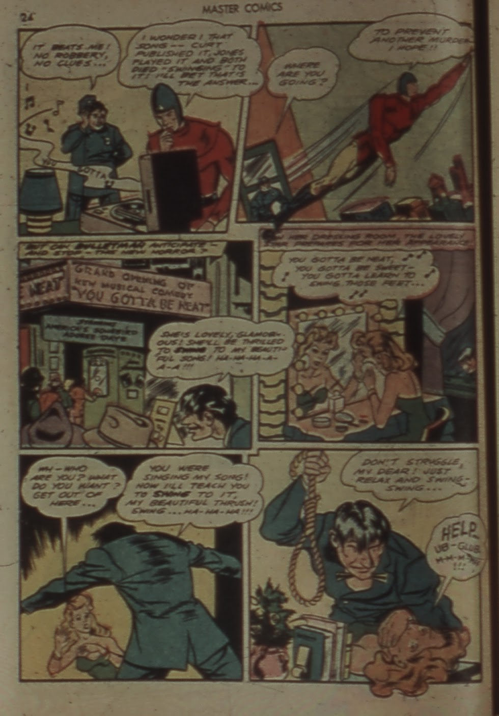 Master Comics issue 31 - Page 24