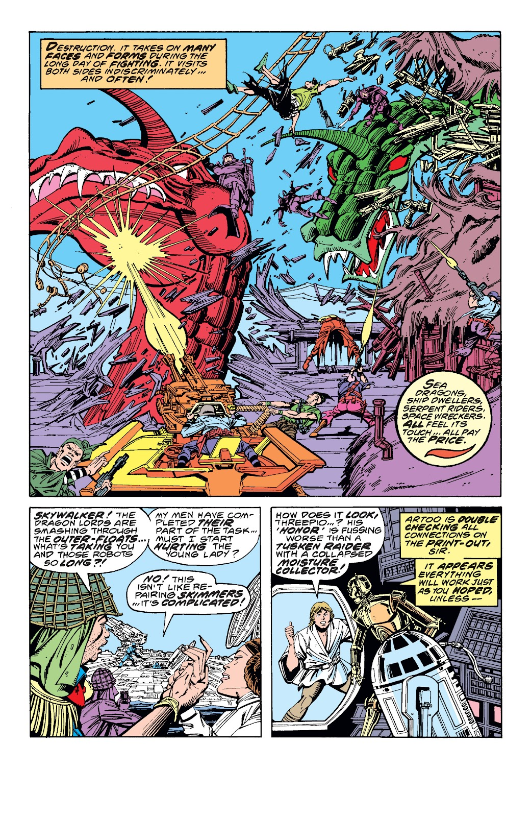 Read online Star Wars Legends: The Original Marvel Years - Epic Collection comic -  Issue # TPB 1 (Part 3) - 54