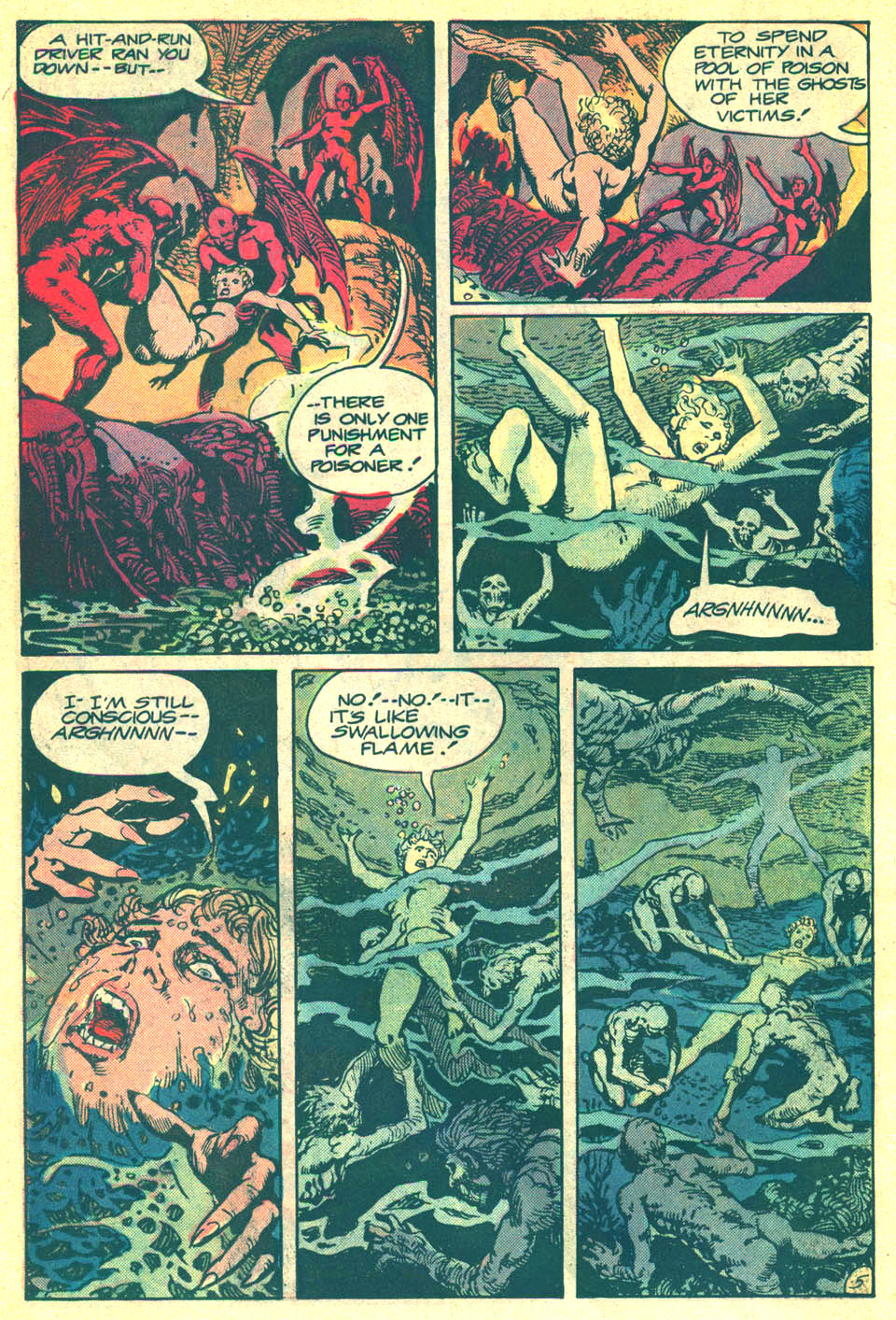 Elvira's House of Mystery Issue #3 #4 - English 20