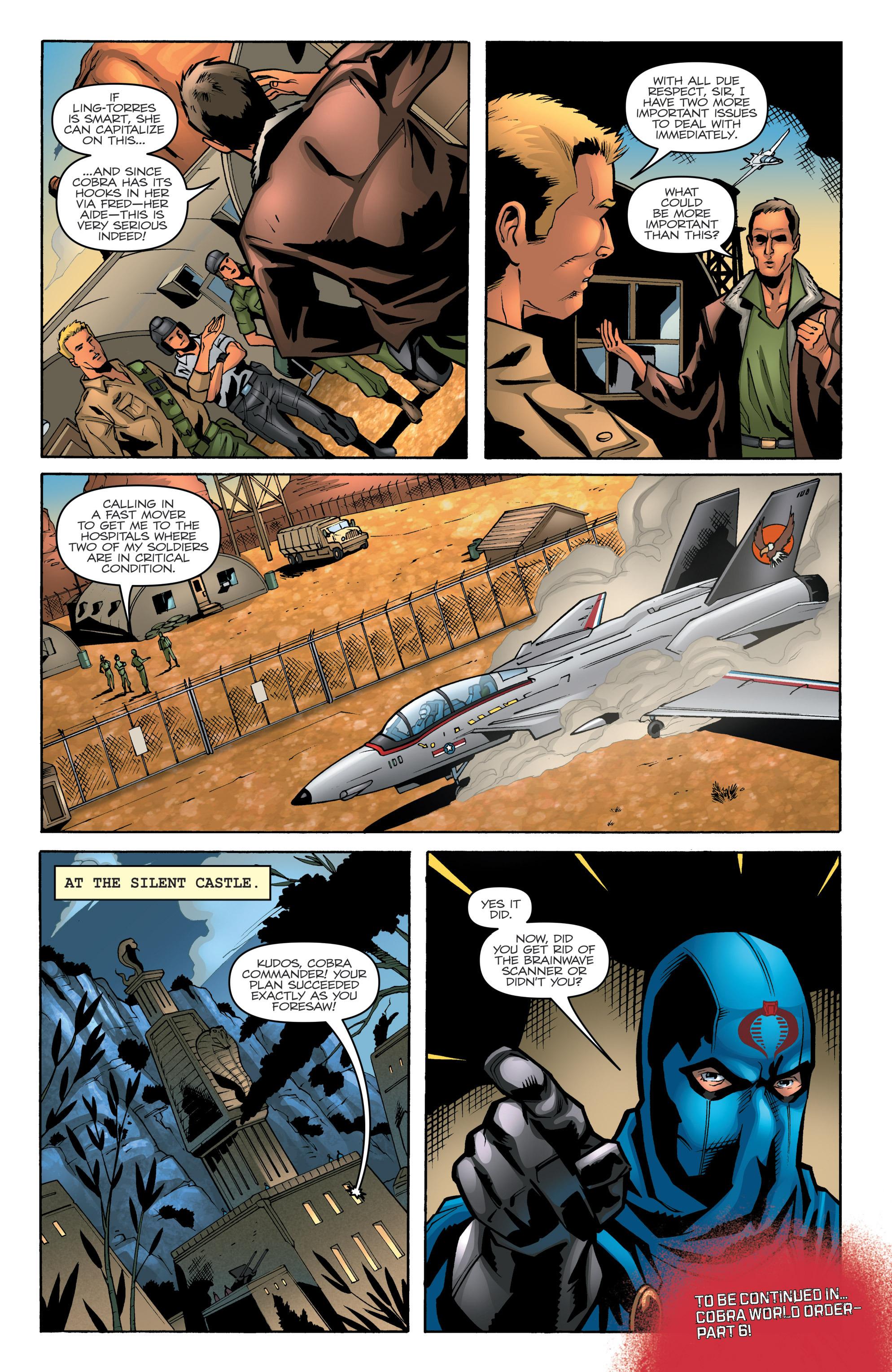 G.I. Joe: A Real American Hero 223 Page 23