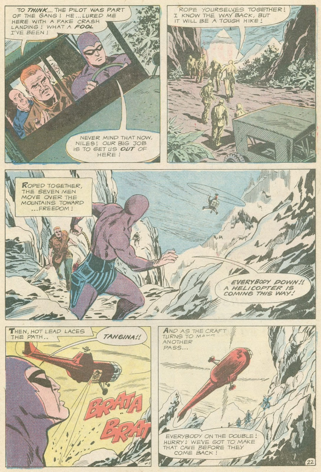 The Phantom (1969) issue 31 - Page 26