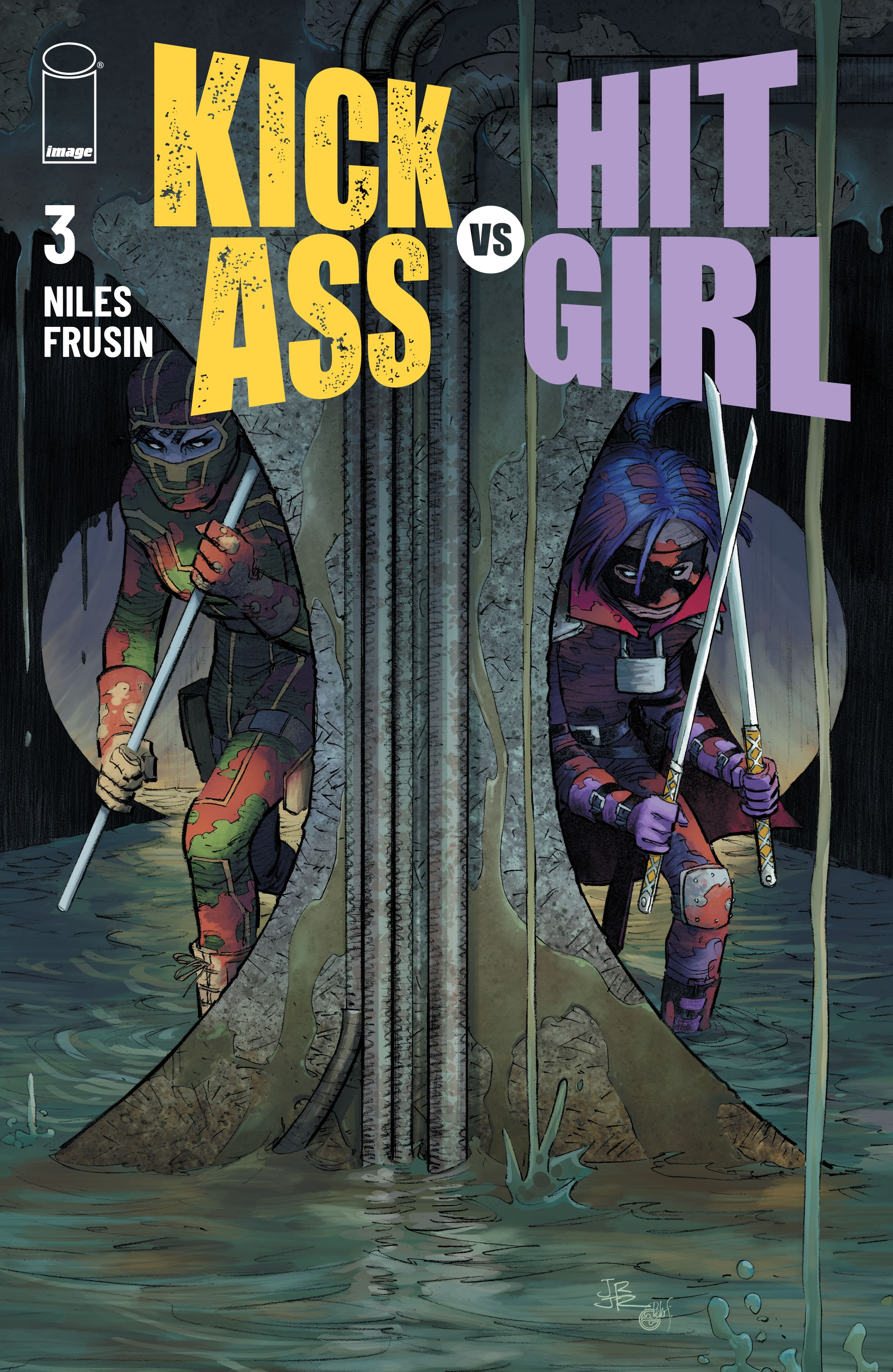 Kick-Ass Vs. Hit-Girl 3 Page 1