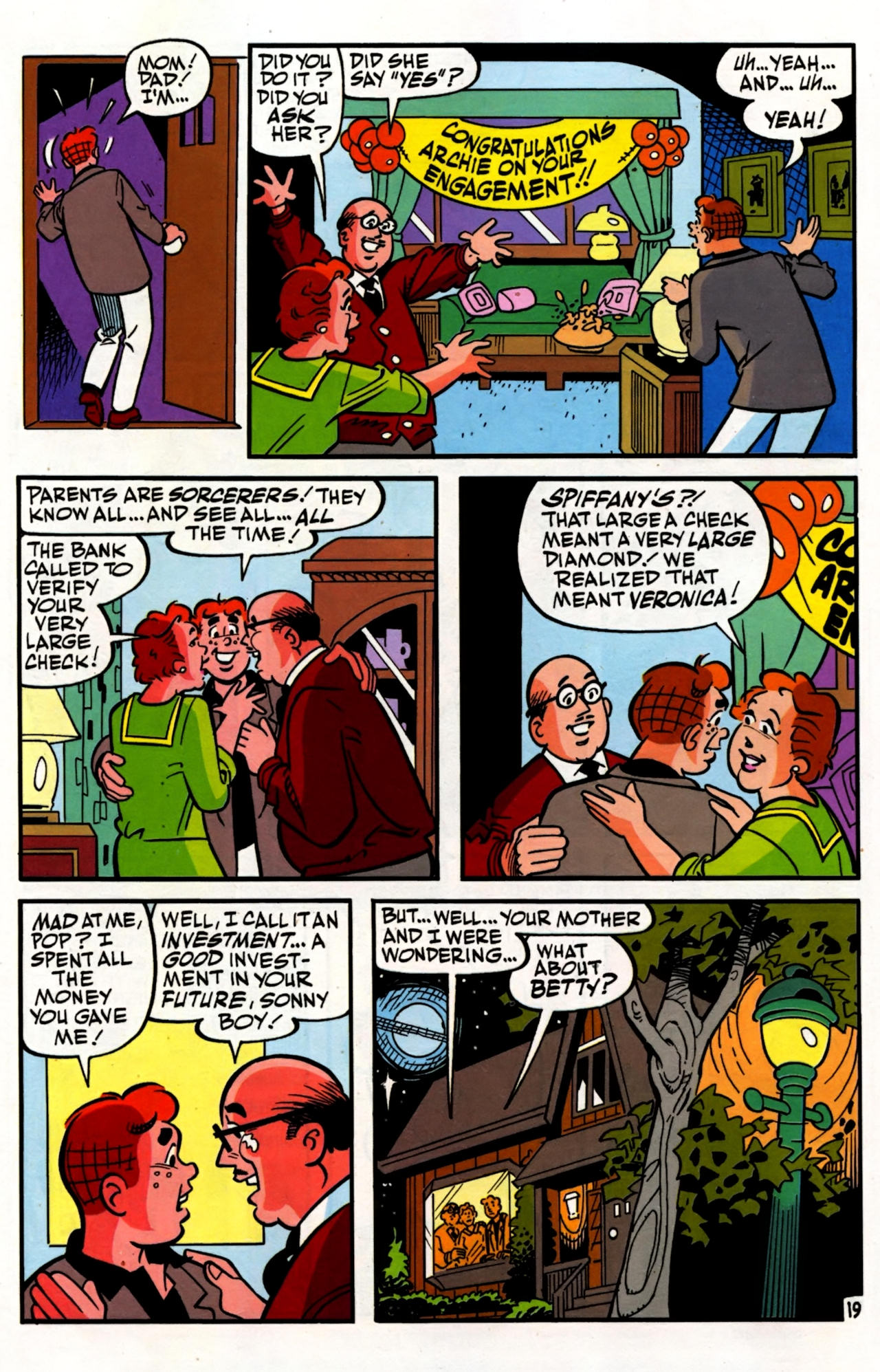 Read online Archie (1960) comic -  Issue #600 - 26