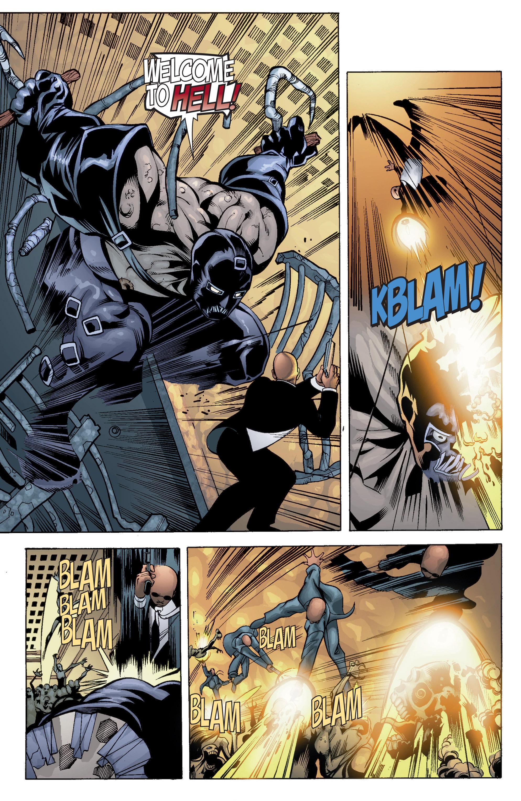 Read online Shadowman (1999) comic -  Issue #3 - 16
