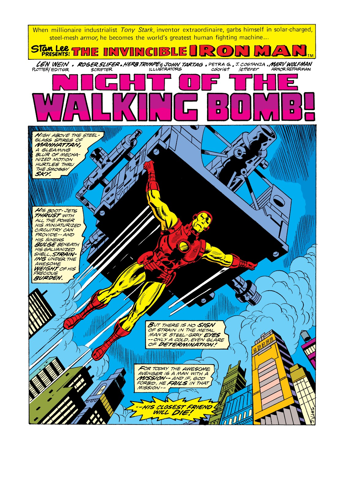 Read online Marvel Masterworks: The Invincible Iron Man comic -  Issue # TPB 11 (Part 1) - 48