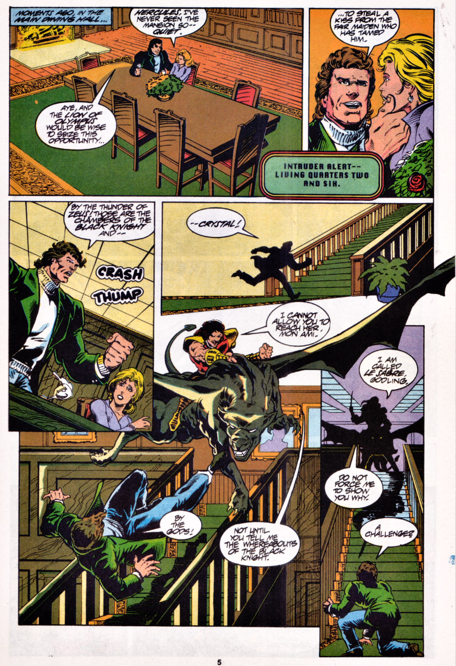 The Avengers (1963) _Annual_22 Page 5