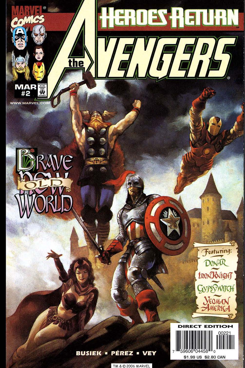 The Avengers (1963) 417 Page 1