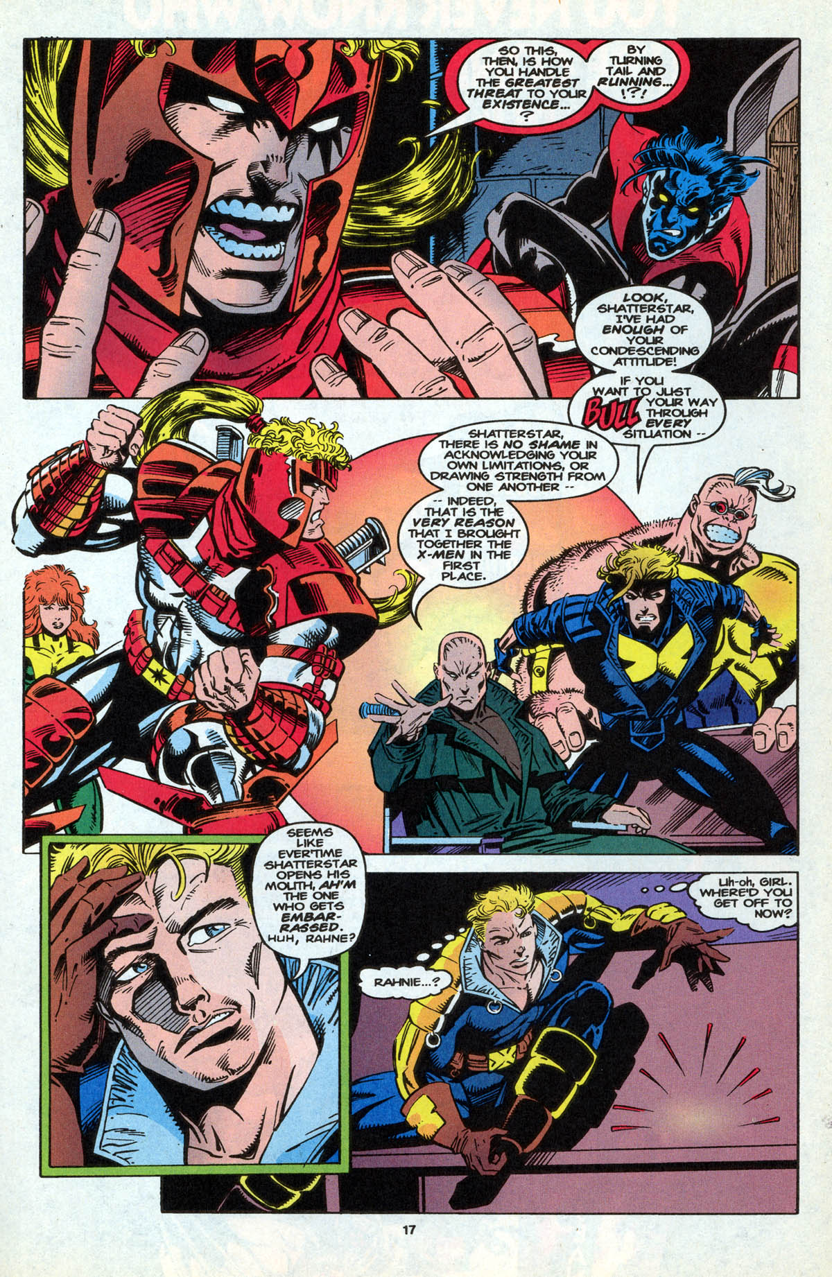 Read online X-Factor (1986) comic -  Issue #106 - 19