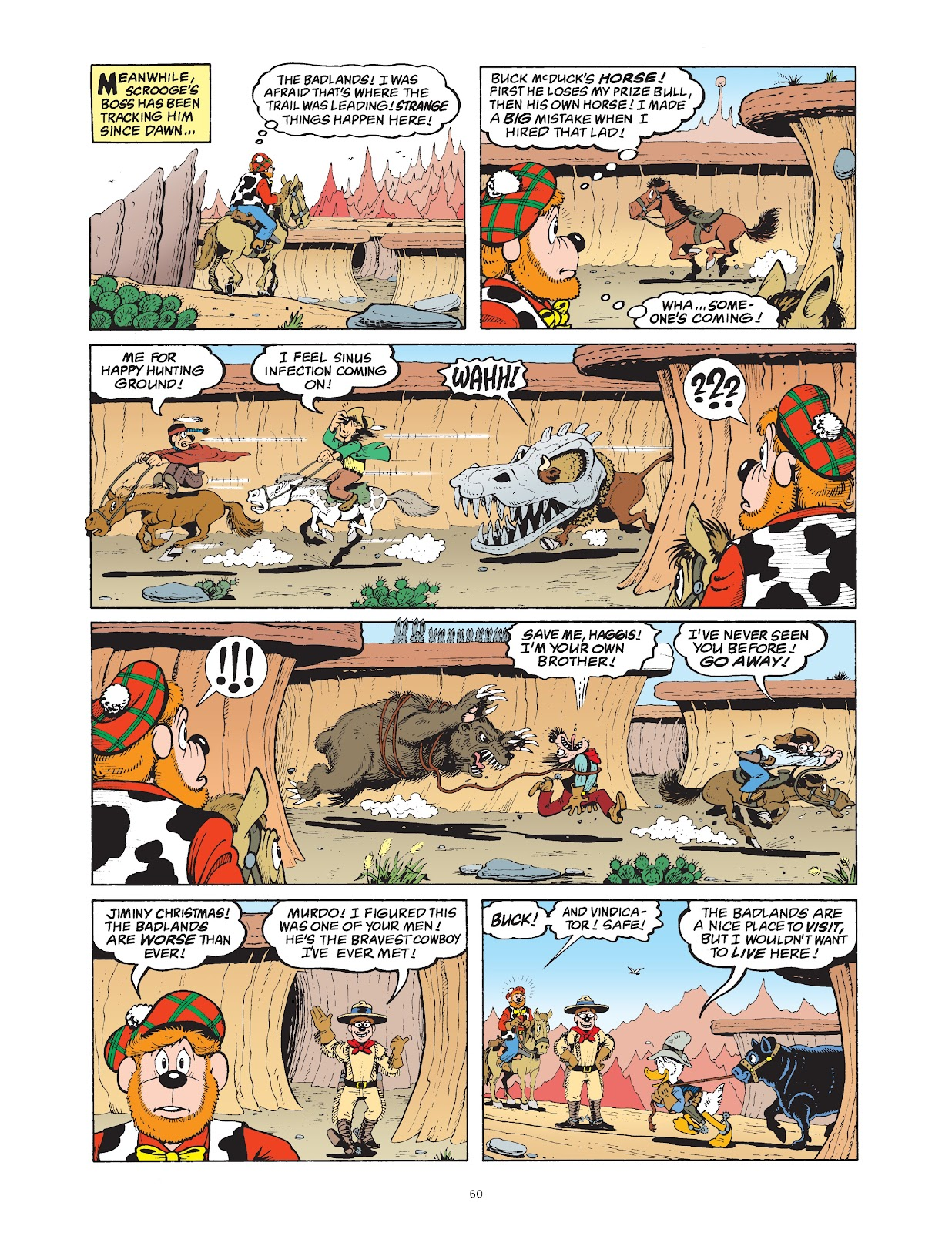 Read online The Complete Life and Times of Scrooge McDuck comic -  Issue # TPB 1 (Part 1) - 65