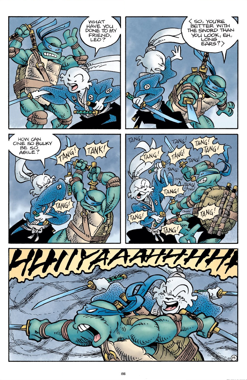 Read online Teenage Mutant Ninja Turtles: The IDW Collection comic -  Issue # TPB 9 (Part 2) - 95