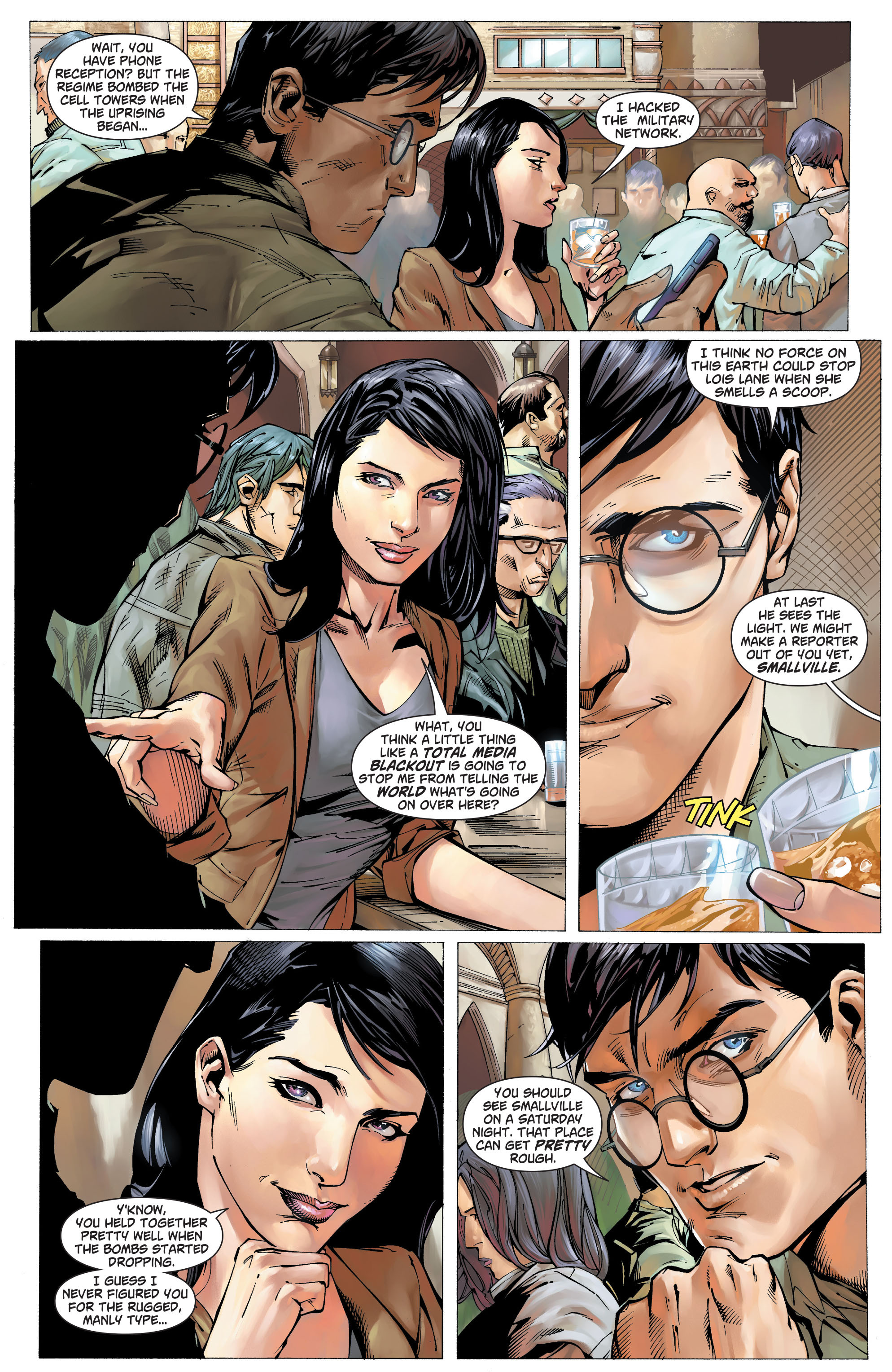 Read online Action Comics (2011) comic -  Issue #19 - 4