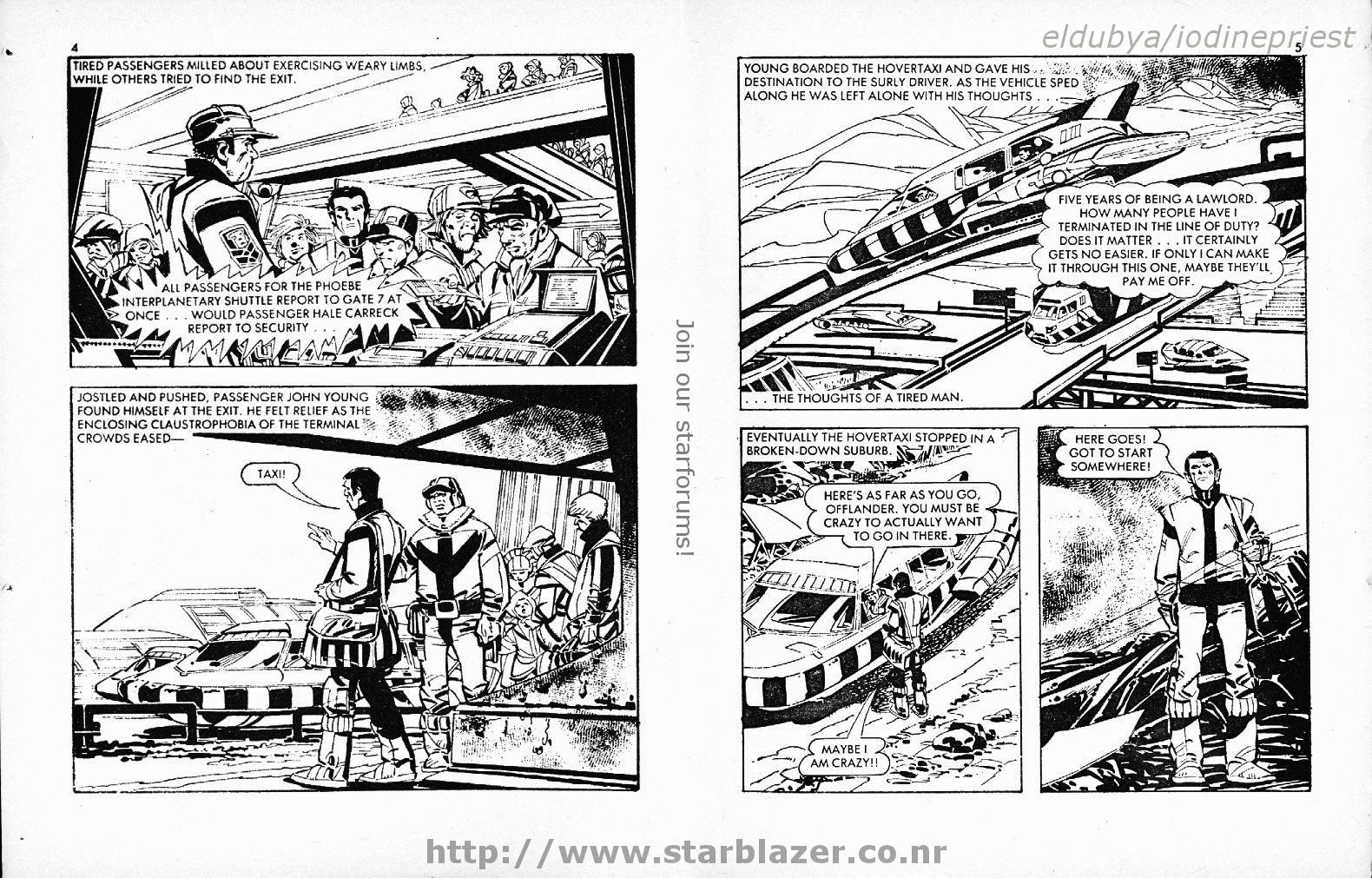 Starblazer issue 165 - Page 4