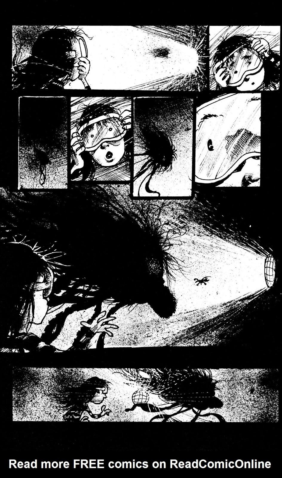 Read online Ojo comic -  Issue #4 - 12