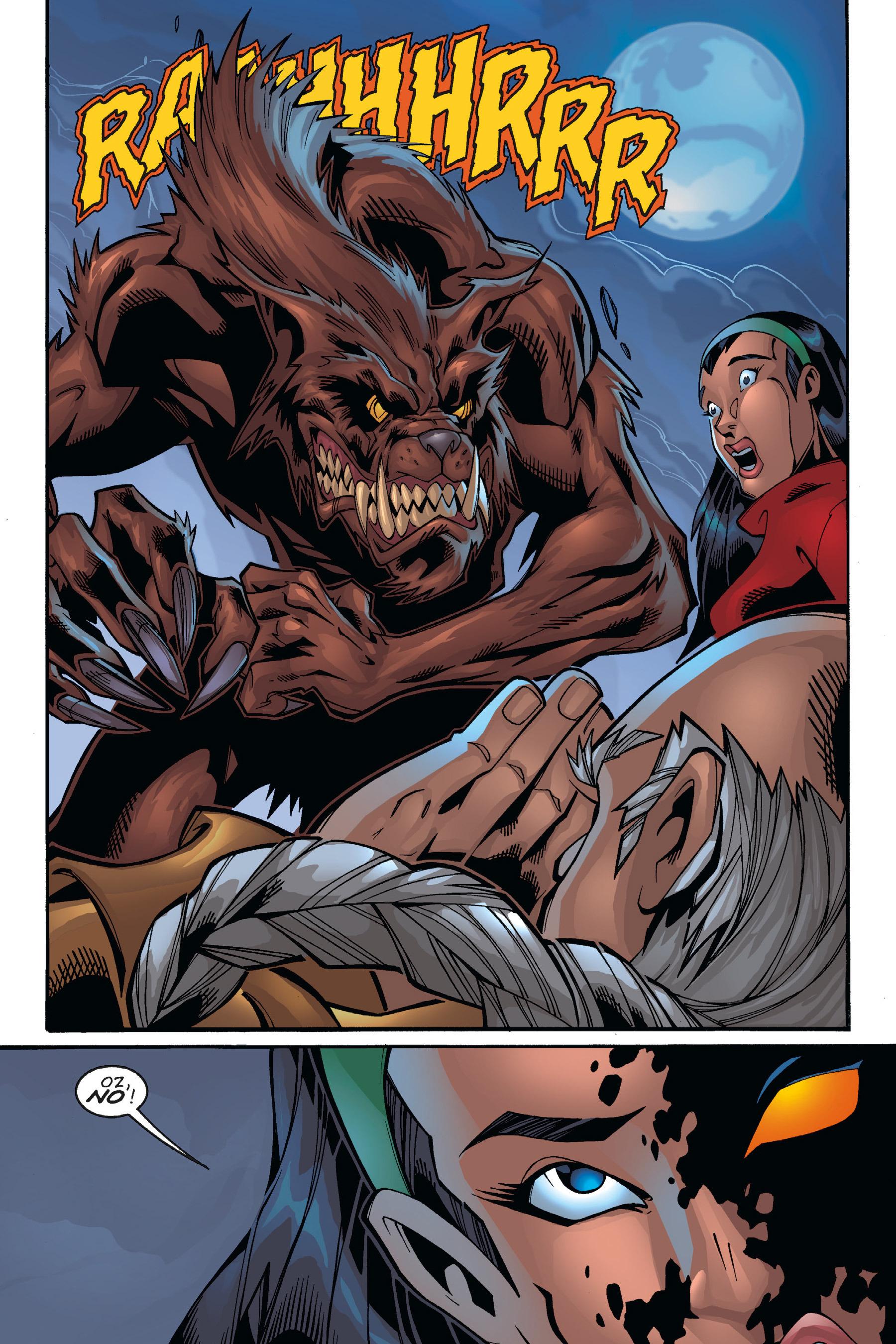 Read online Buffy the Vampire Slayer: Omnibus comic -  Issue # TPB 5 - 338