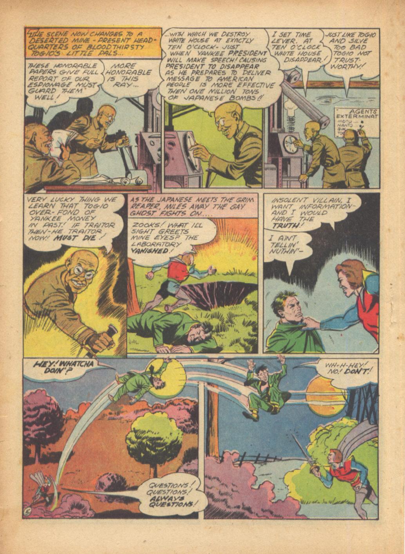Read online Sensation (Mystery) Comics comic -  Issue #24 - 36