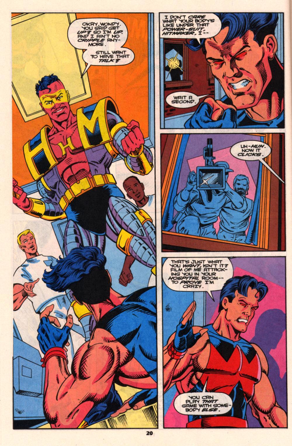 Read online Wonder Man (1991) comic -  Issue # _Annual 2 - 19