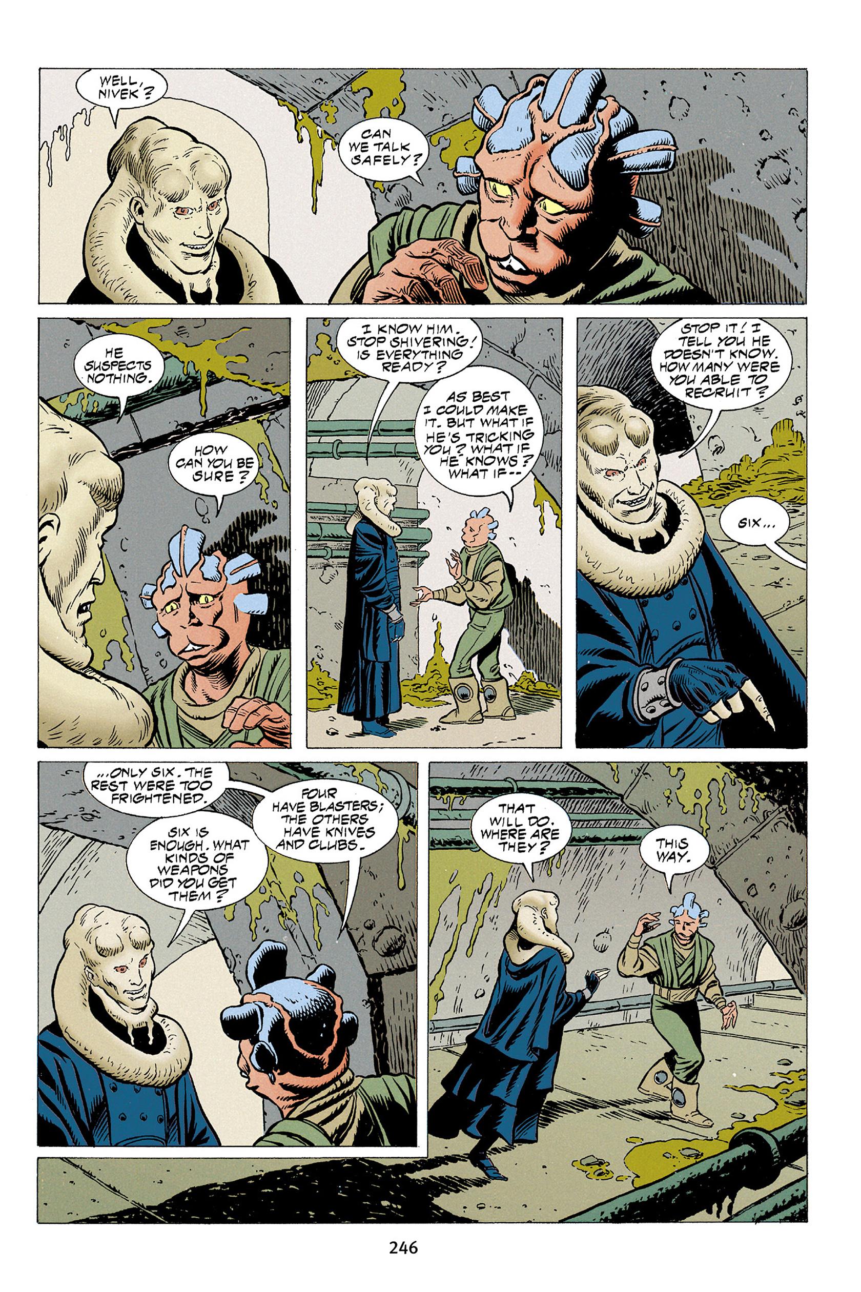 Read online Star Wars Omnibus comic -  Issue # Vol. 30 - 243