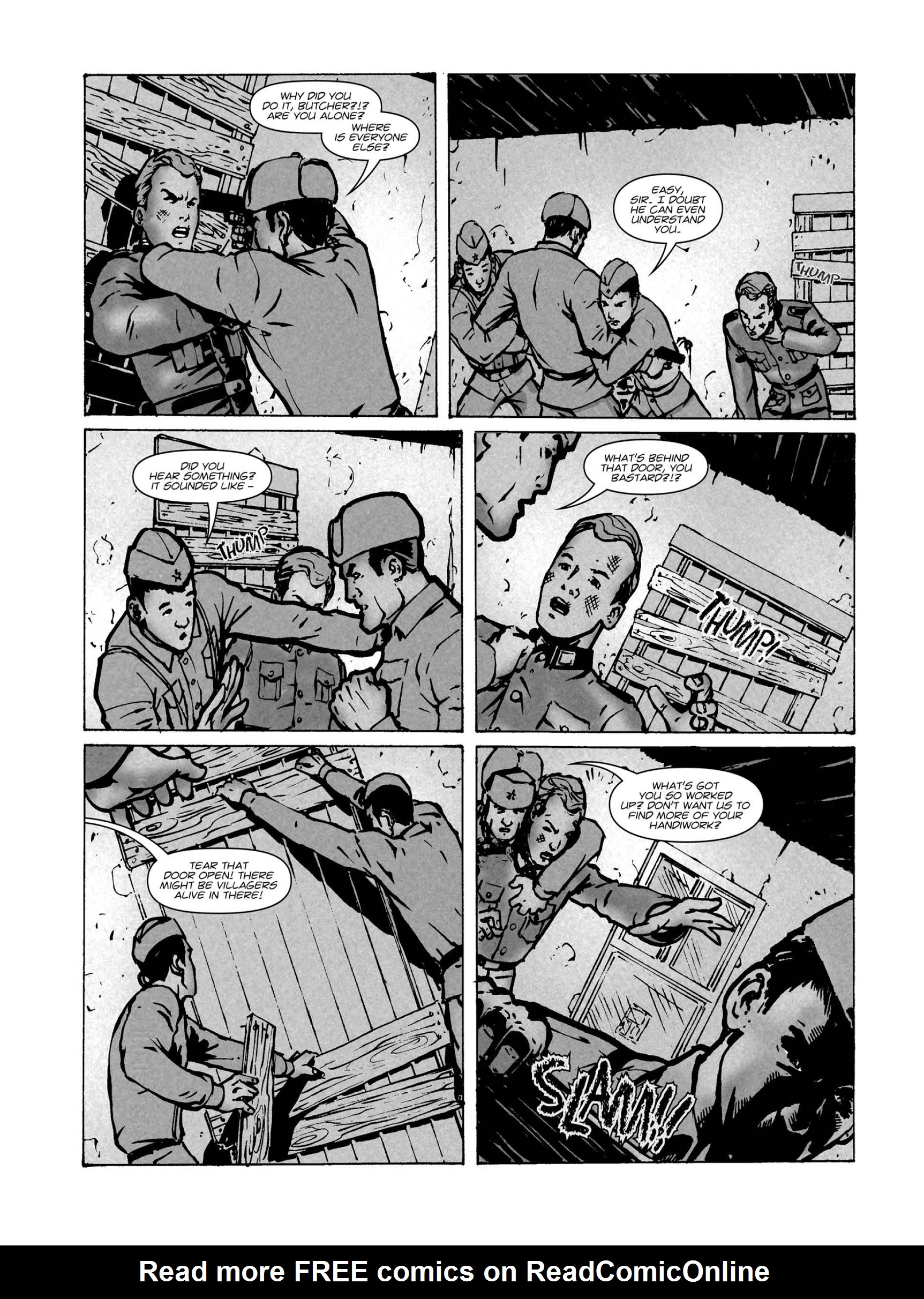Read online FUBAR comic -  Issue #1 - 51