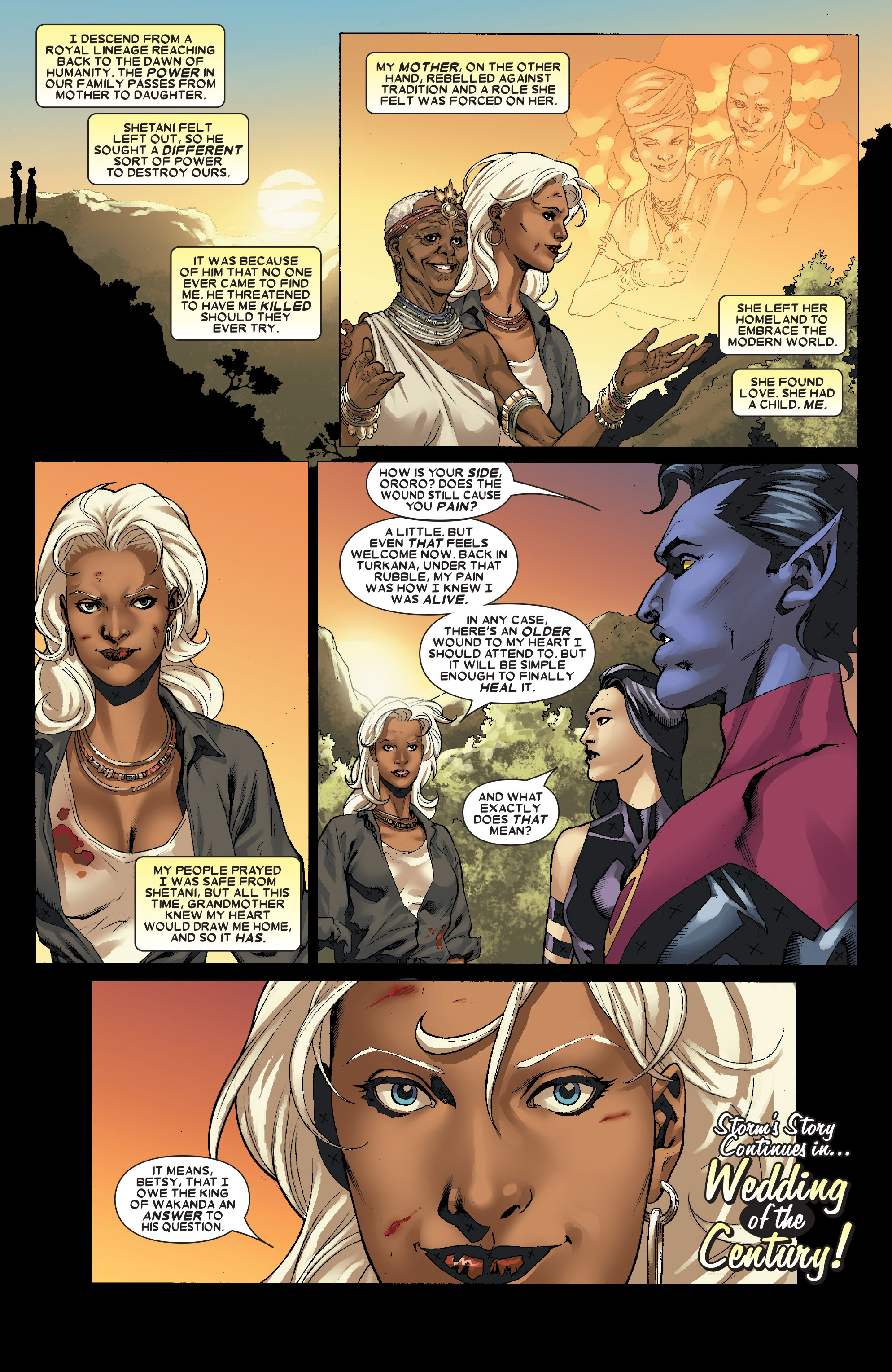 Read online Uncanny X-Men (1963) comic -  Issue # _Annual 1 (2006) - 40