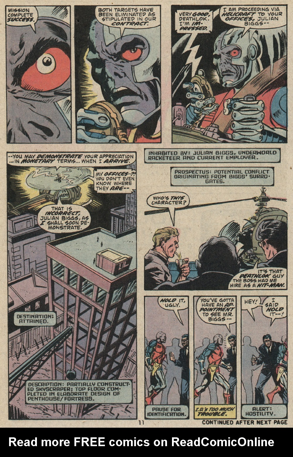 Read online Astonishing Tales (1970) comic -  Issue #25 - 8