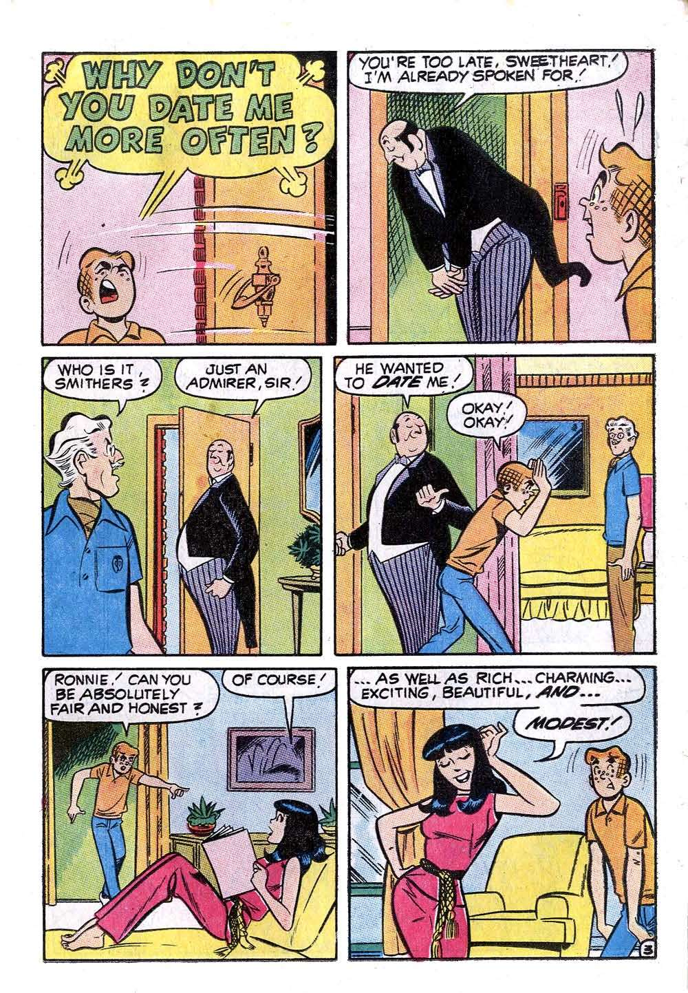 Read online Archie (1960) comic -  Issue #211 - 15