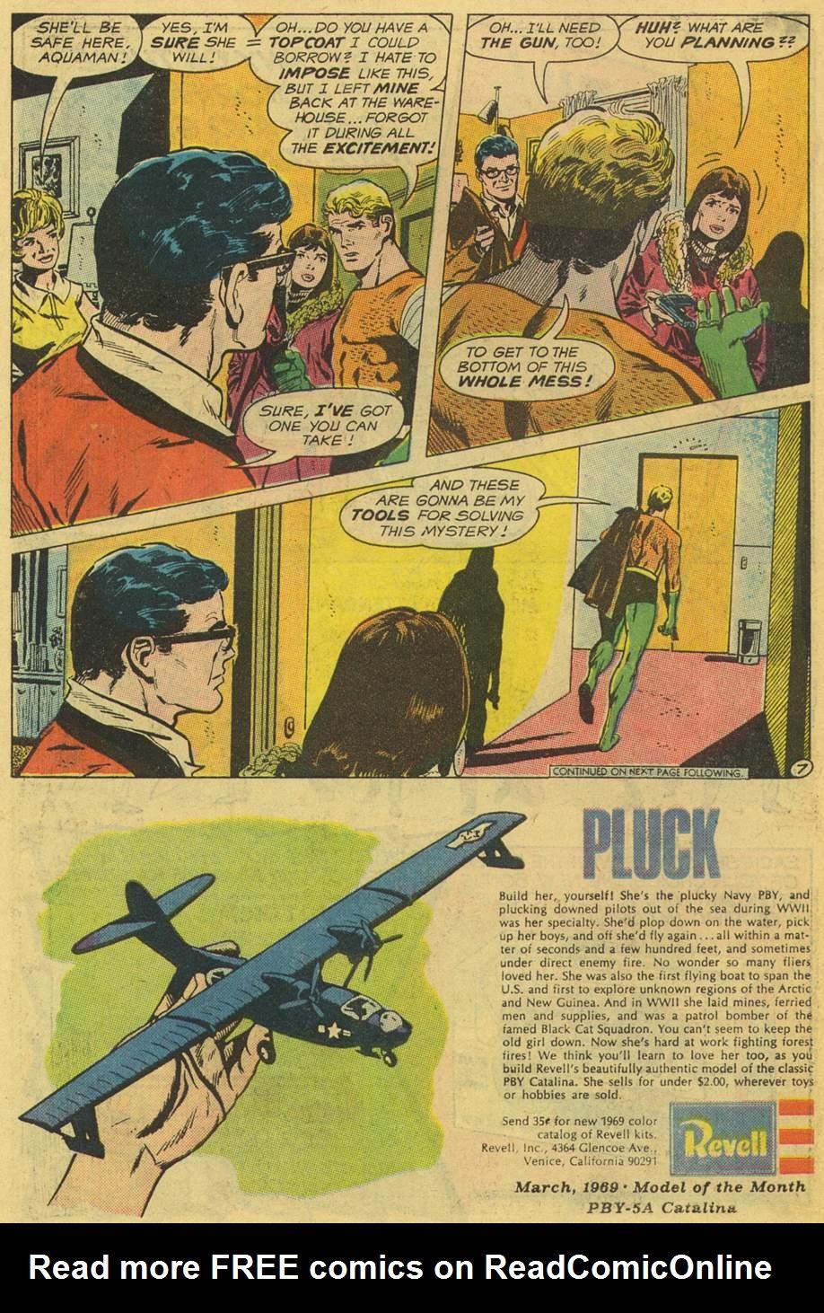 Aquaman (1962) issue 45 - Page 10