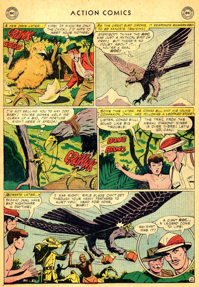 Read online Action Comics (1938) comic -  Issue #244 - 19