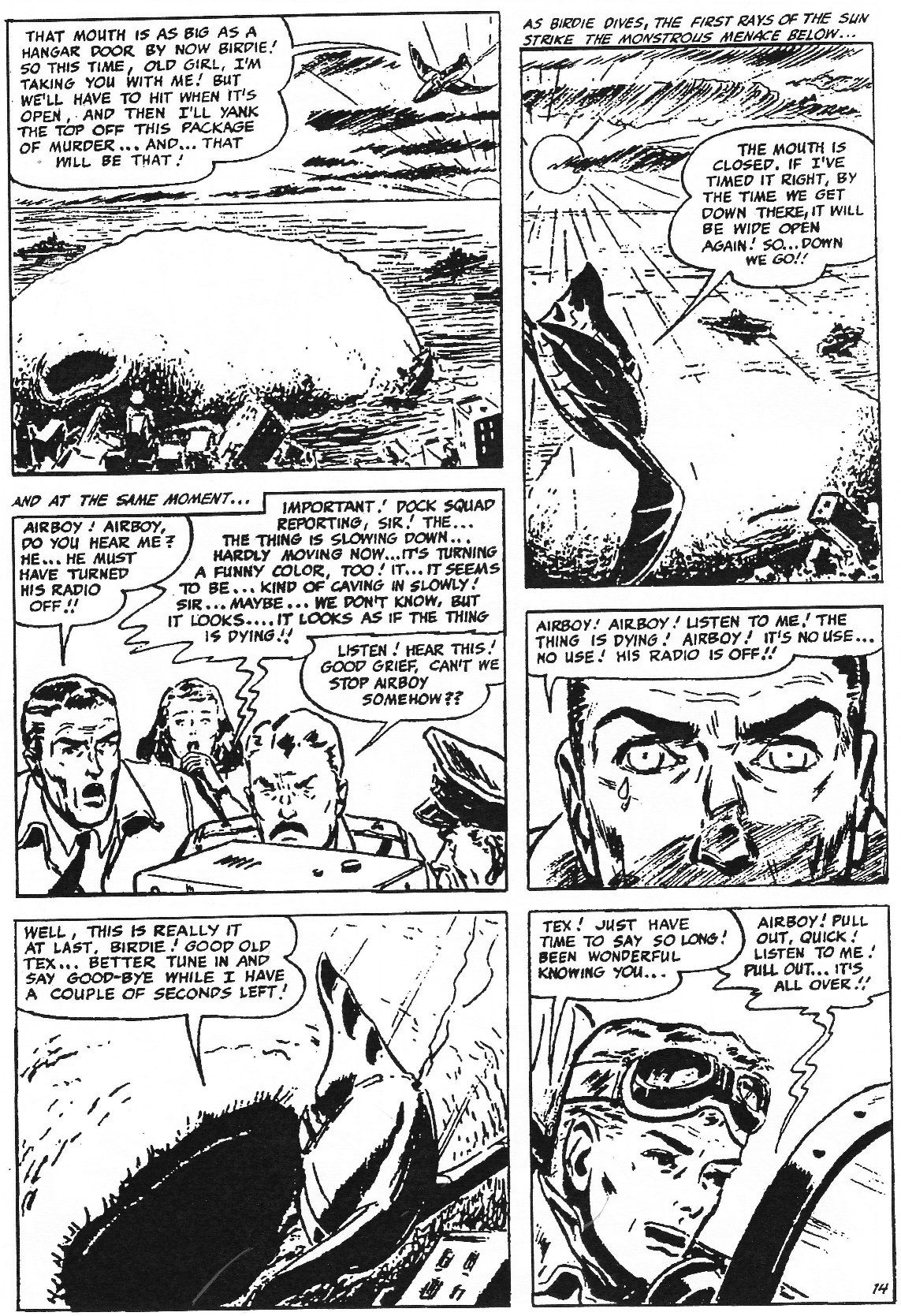Read online Men of Mystery Comics comic -  Issue #57 - 40