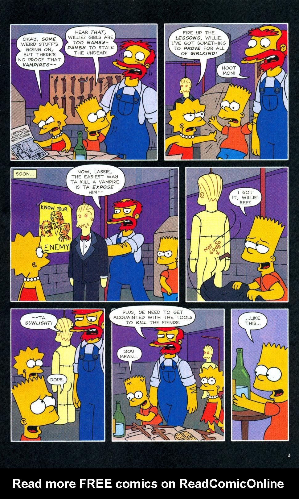 Read online Simpsons Comics Presents Bart Simpson comic -  Issue #28 - 4