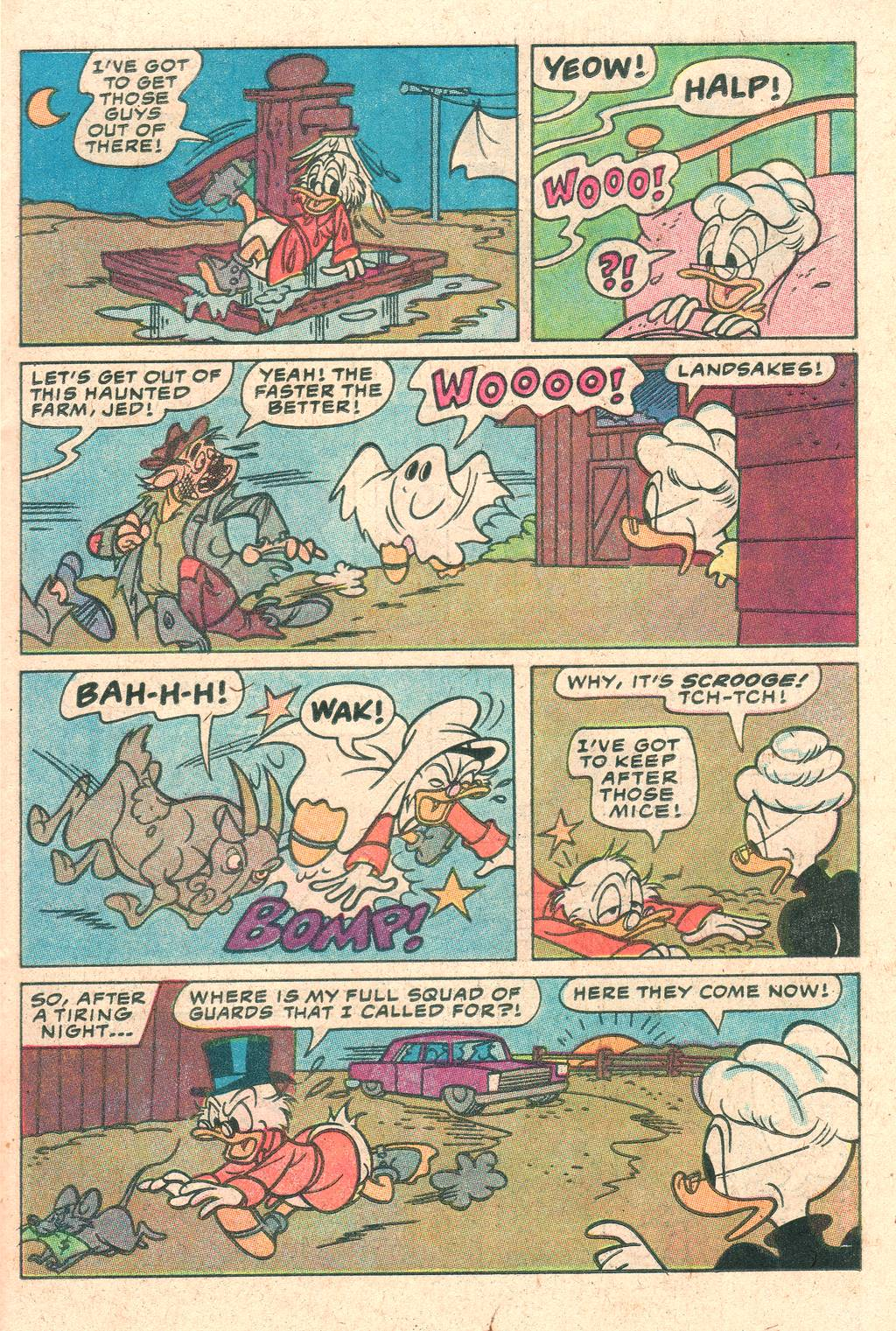 Read online Uncle Scrooge (1953) comic -  Issue #199 - 11