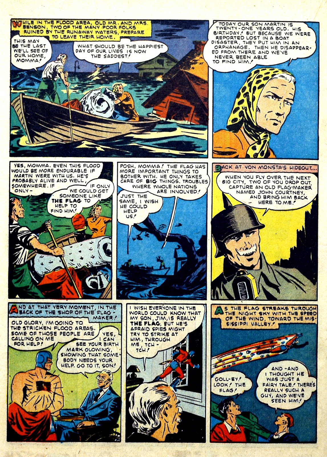 Our Flag Comics issue 4 - Page 38