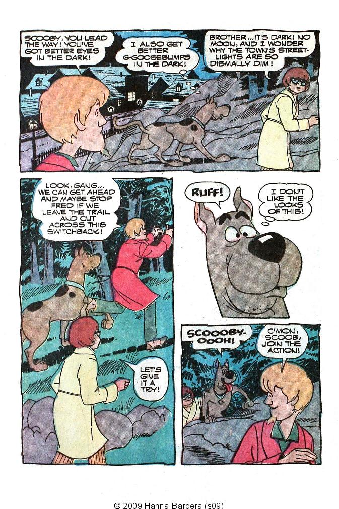 Read online Scooby-Doo... Where Are You! (1970) comic -  Issue #15 - 16