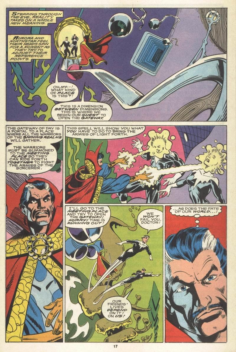 Read online Alpha Flight (1983) comic -  Issue #86 - 14