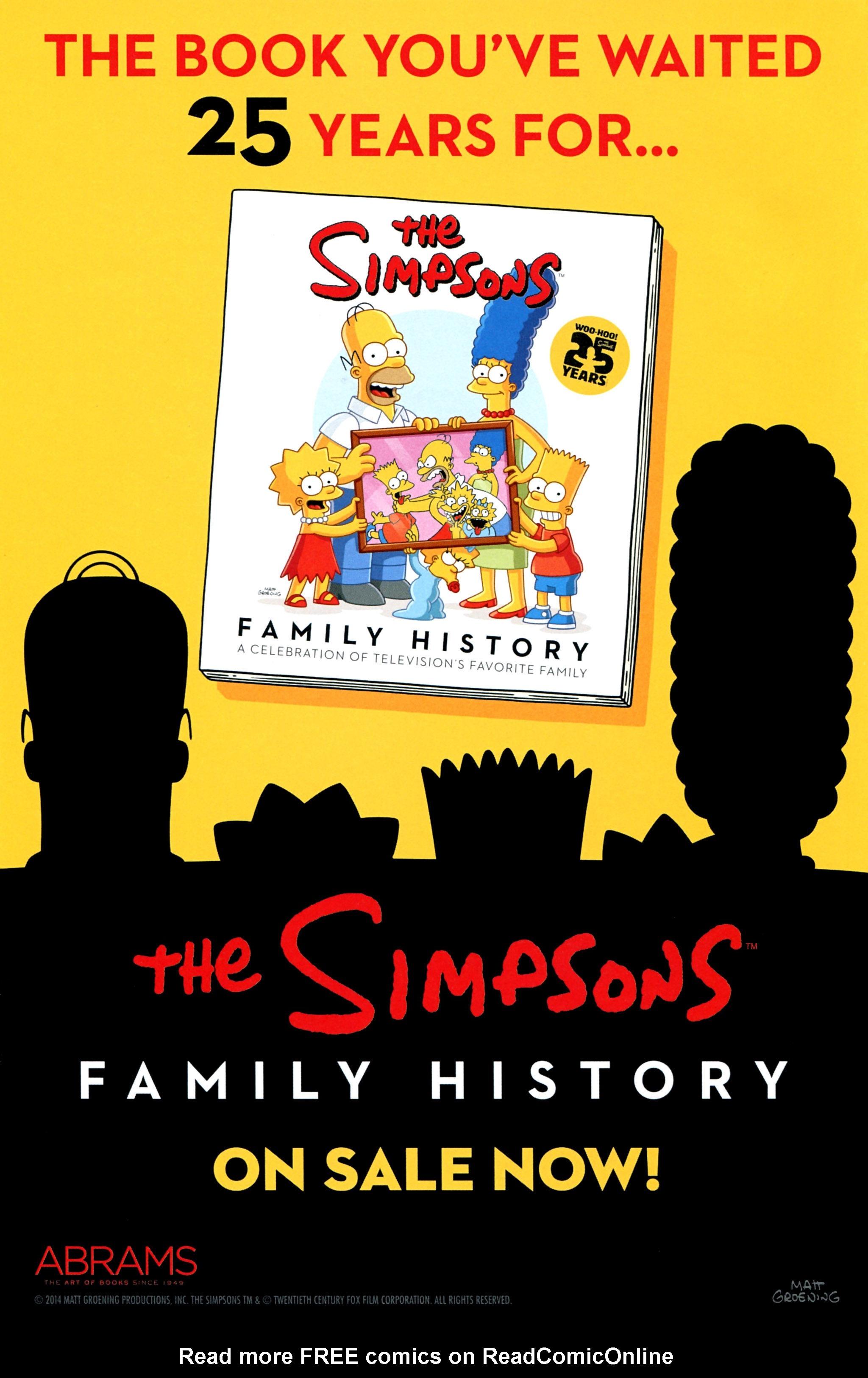 Read online Simpsons Comics comic -  Issue #217 - 2