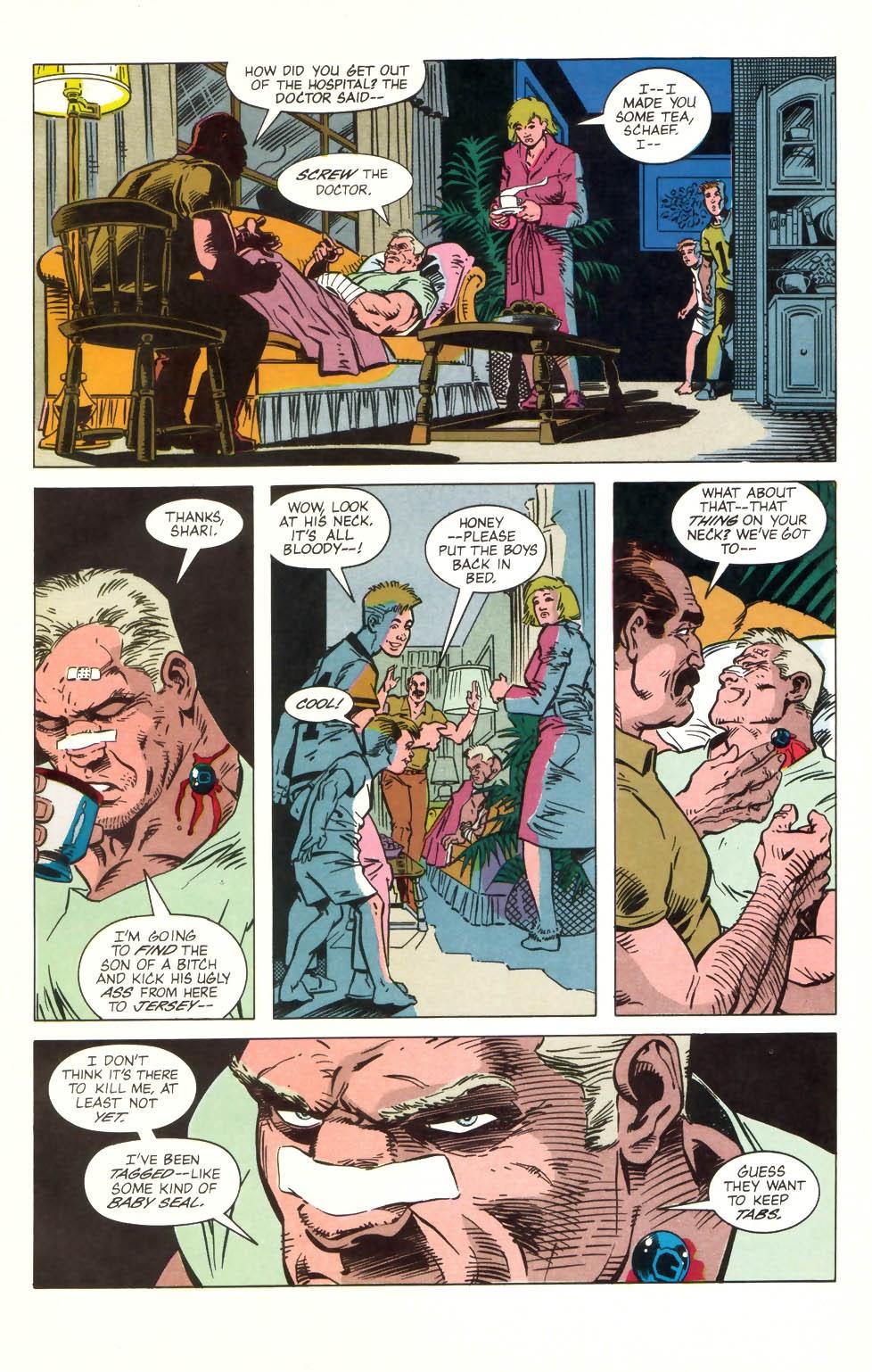 Predator (1989) issue 2 - Page 9