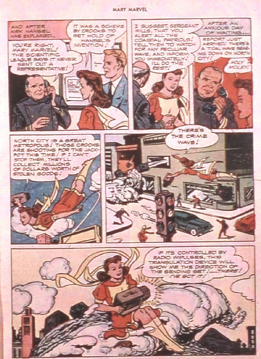 Mary Marvel issue 25 - Page 31