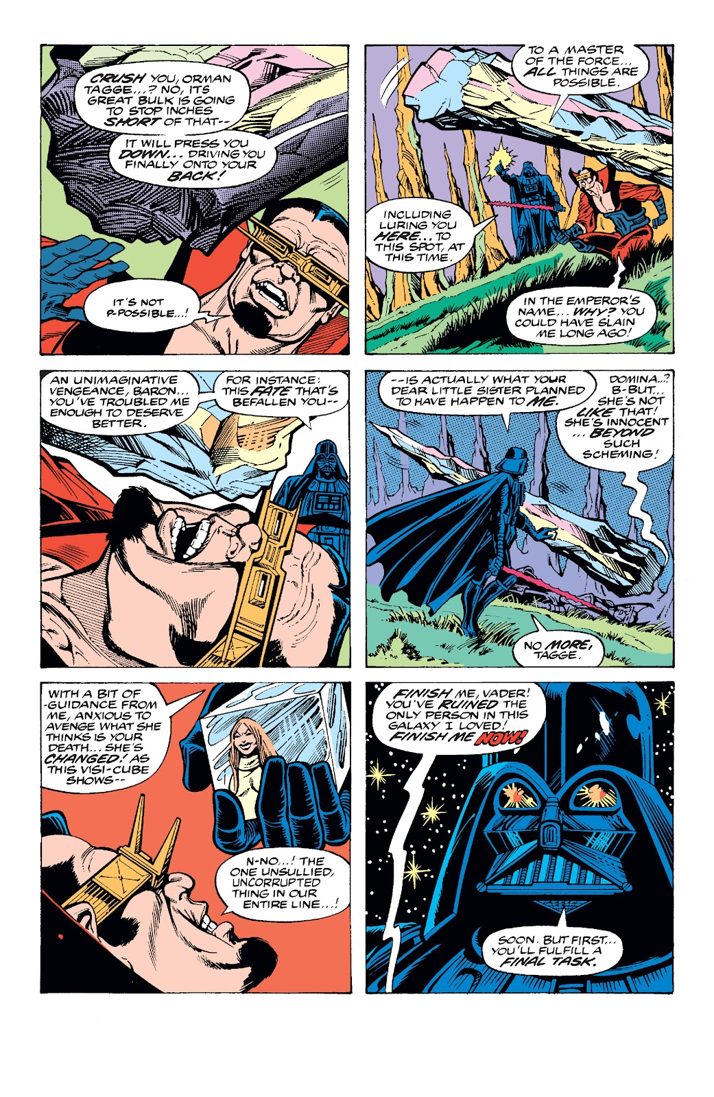 Read online Star Wars Legends: The Original Marvel Years - Epic Collection comic -  Issue # TPB 2 (Part 3) - 85