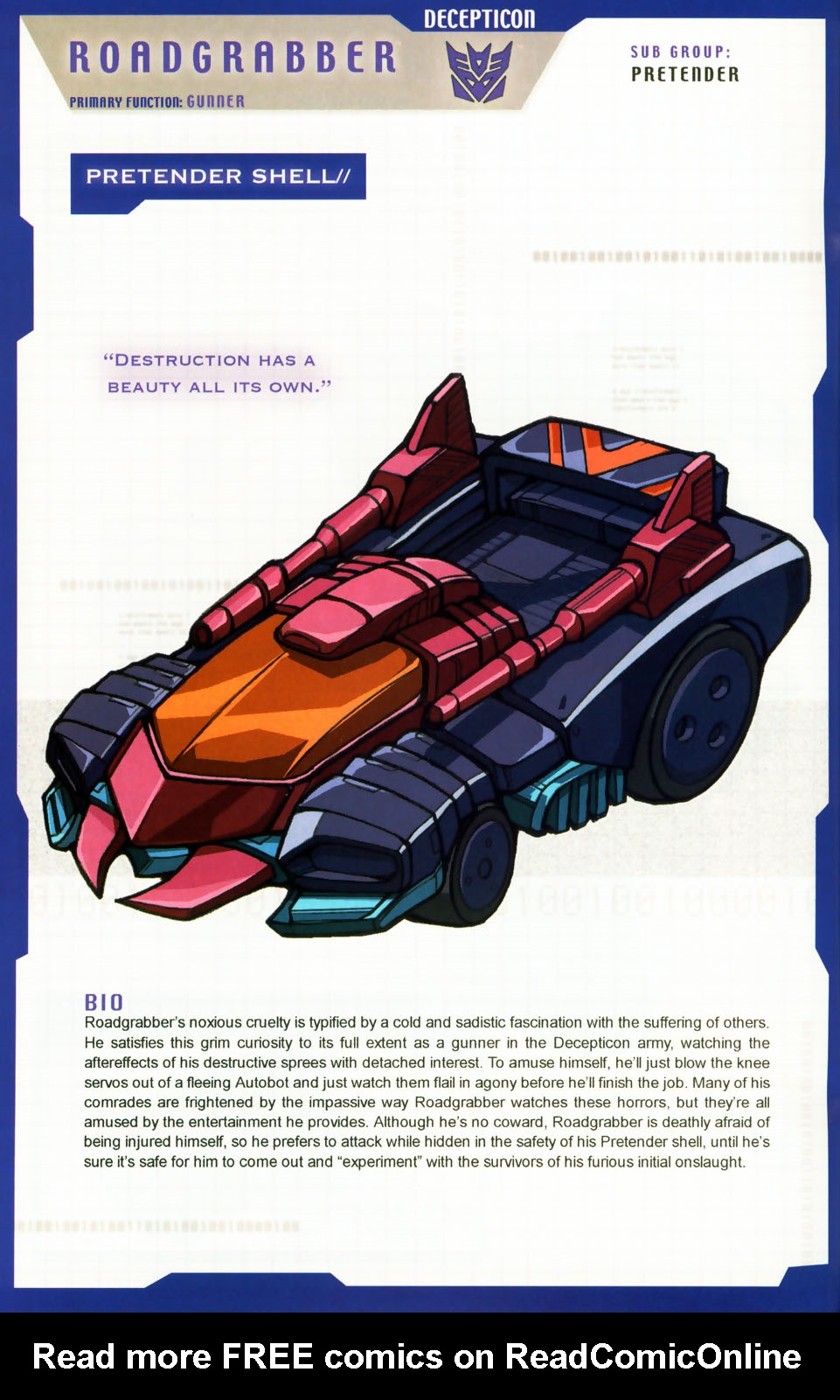 Read online Transformers: More than Meets the Eye comic -  Issue #5 - 35