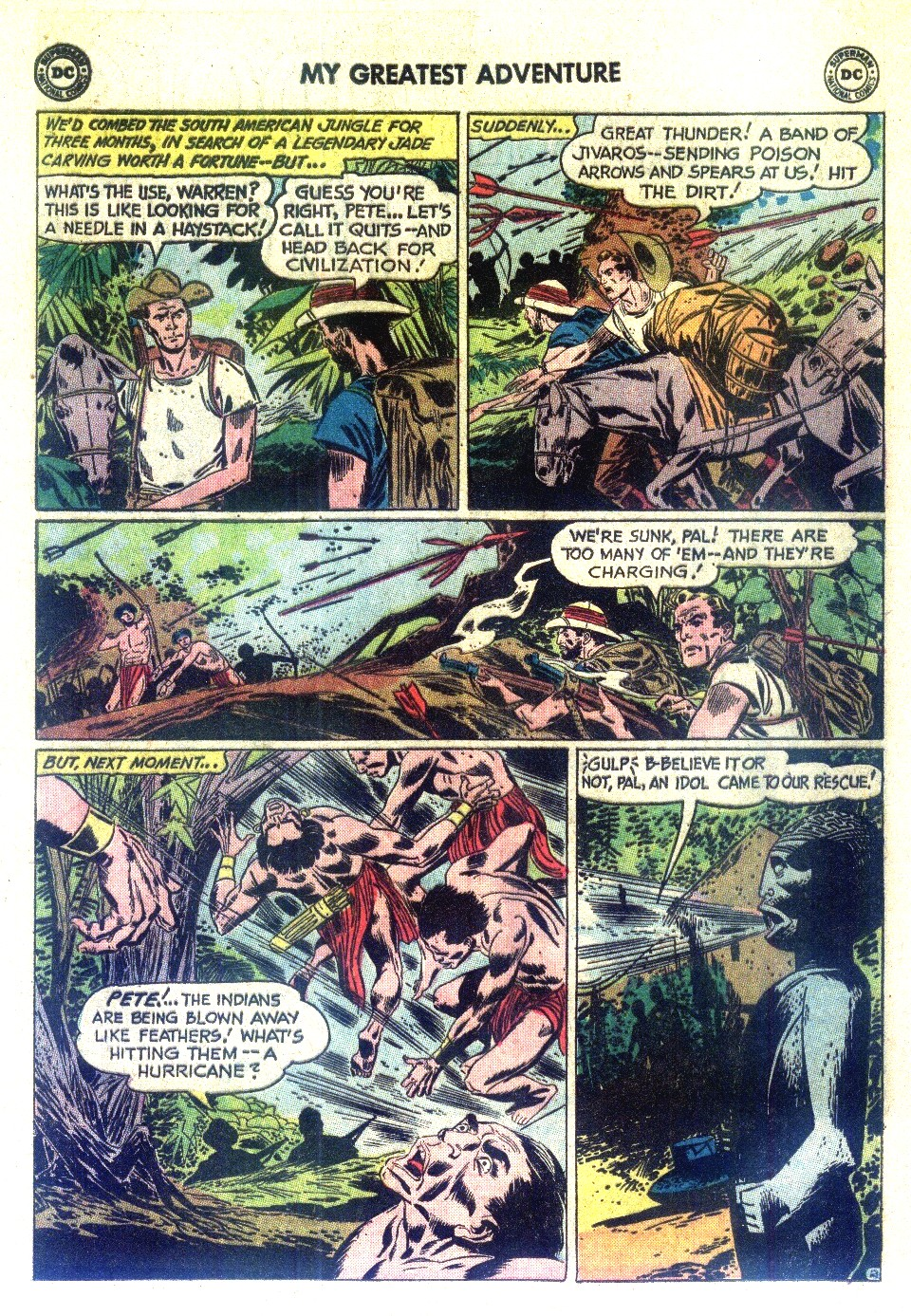 My Greatest Adventure (1955) issue 67 - Page 4