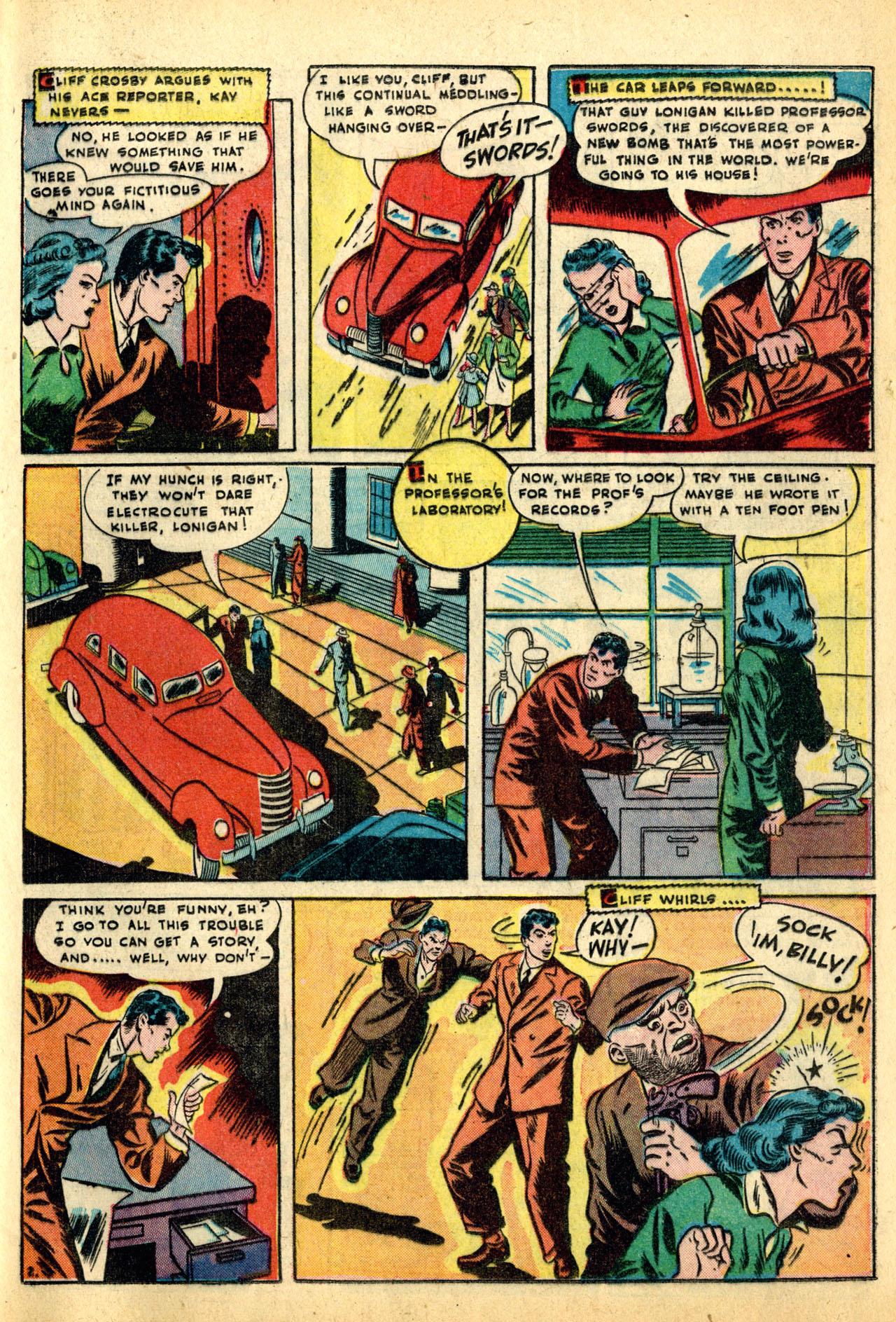 Read online Detective Comics (1937) comic -  Issue #50 - 45