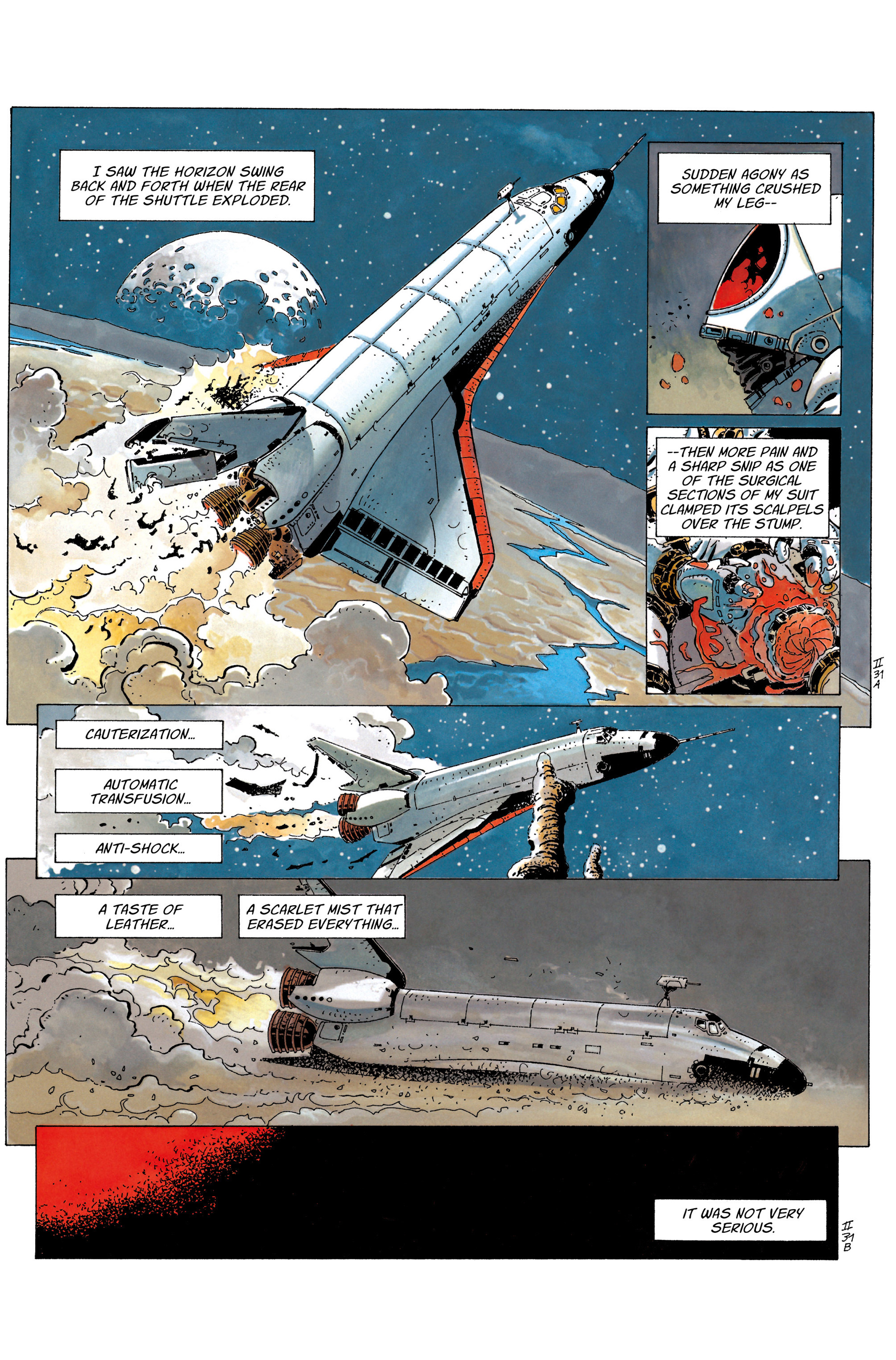 Read online The Forever War (2017) comic -  Issue #4 - 11