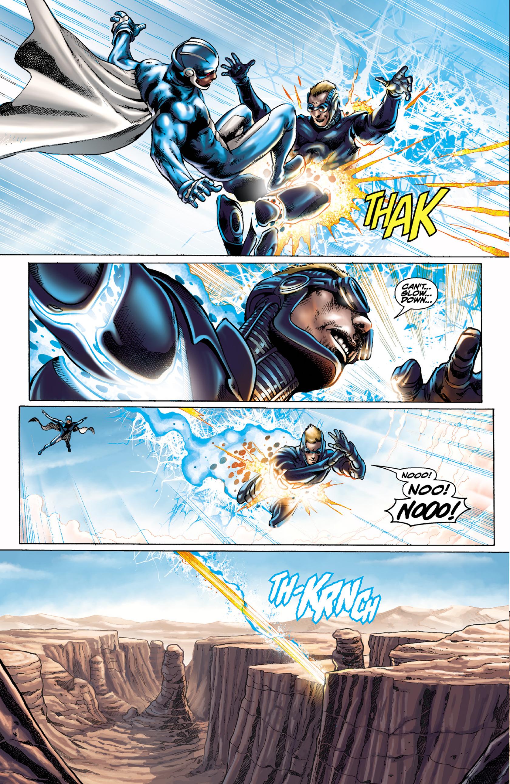 Read online Skyman comic -  Issue #4 - 13